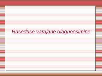 4c88ac645d6 Raseduse varajane diagnoosimine | Bioloogia